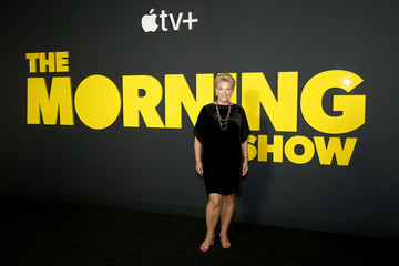 """Joan Lunden Apple's """"The Morning Show"""" Global Premiere"""
