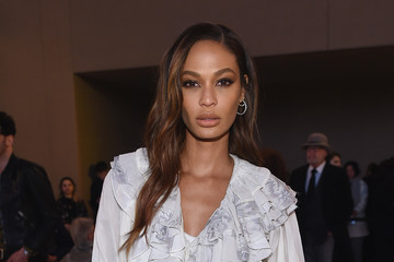Joan Smalls Coach 1941 - Front Row - February 2019 - New York Fashion Week