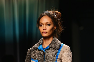 Joan Smalls Missoni Runway Show