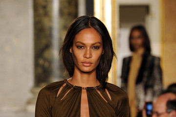 Joan Smalls Emilio Pucci- Runway - Milan Fashion Week Womenswear Autumn/Winter 2014