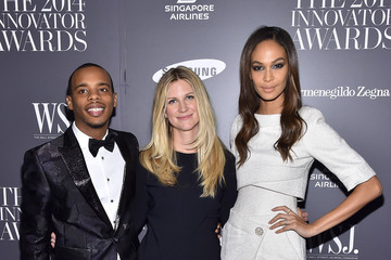Joan Smalls Inside the 'Innovator of the Year' Awards — Part 3