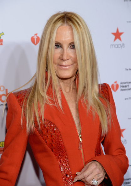 Joan Van Ark Pictures Arrivals At The Go Red For Women