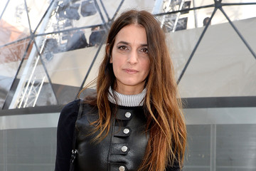 Joana Preiss Arrivals at Louis Vuitton