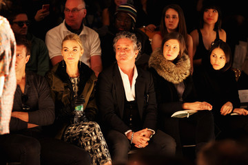 Joann Pailey Lela Rose - Front Row - Fall 2013 Mercedes-Benz Fashion Week
