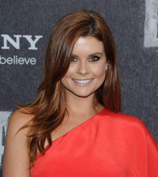 joanna garcia swisher speaking spanish