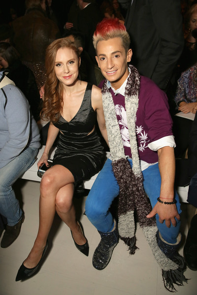 Nicole Miller - Front Row - Mercedes-Benz Fashion Week Fall 2015