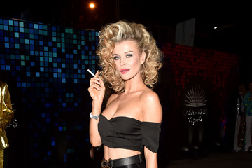Joanna Krupa Casamigos Halloween Party  - Arrivals
