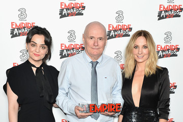 Joanne Froggatt Three Empire Awards - Winners Room