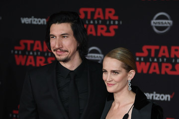Joanne Tucker Premiere of Disney Pictures and Lucasfilm's 'Star Wars: The Last Jedi' - Arrivals