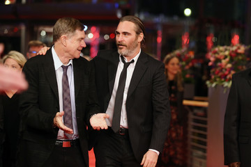 Joaquin Phoenix 'Don't Worry, He Won't Get Far on Foot' Premiere - 68th Berlinale International Film Festival