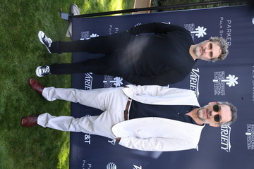 Joaquin Phoenix Todd Phillips 31st Annual Palm Springs International Film Festival - Variety's Creative Impact Awards And 10 Directors To Watch Brunch