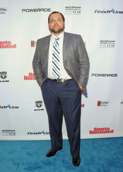 2012 Sports Illustrated Sportsman Of The Year Award Presentation - Arrivals