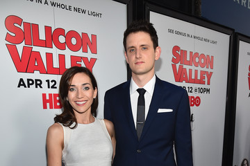 Jocelyn DeBoer Premiere Of HBO's 'Silicon Valley' Season 2 - Red Carpet