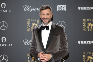 Jochen Schropp Red Carpet Arrivals - Bambi Awards 2018