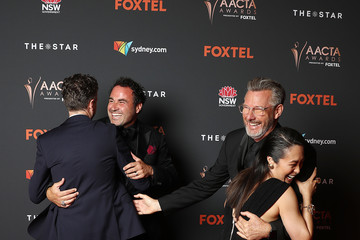 Jock Zonfrillo 2020 AACTA Awards Presented by Foxtel | Television Ceremony - Arrivals