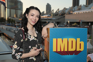Jodelle Ferland  The #IMDboat Party at San Diego Comic-Con 2017, Presented By XFINITY And Hosted By Kevin Smith