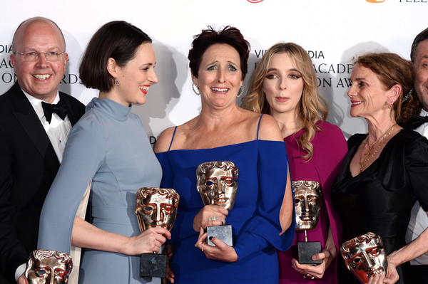 Virgin Media British Academy Television Awards 2019 - Press Room