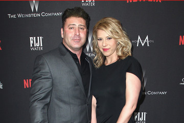 Jodie Sweetin The Weinstein Company and Netflix Golden Globe Party, Presented With FIJI Water, Grey Goose Vodka, Lindt Chocolate, and Moroccanoil - Red Carpet