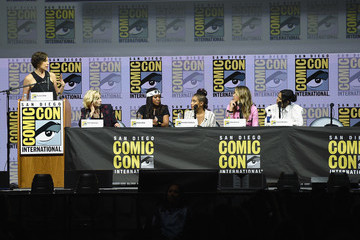 Jodie Whittaker Comic-Con International 2018 - Entertainment Weekly's Women Who Kick Ass Panel