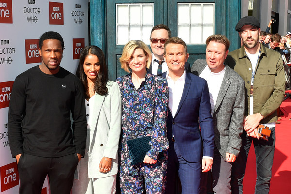 'Doctor Who' Photocall - Red Carpet Arrivals