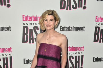 Jodie Whittaker Entertainment Weekly Comic-Con Celebration - Arrivals