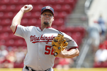 Joe Blanton Washington Nationals v Cincinnati Reds
