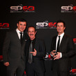 Joe Calzaghe BBC Sports Personality Of The Year - Red Carpet Arrivals