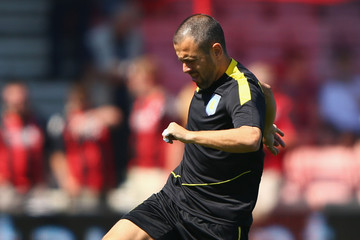 Joe Cole A.F.C. Bournemouth v Aston Villa - Premier League