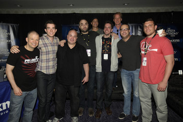 Joe DeRosa Celebs at the Just for Laughs Comedy Festival