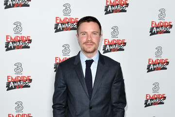 Joe Dempsie Three Empire Awards - Winners Room