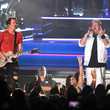 Joe Don Rooney Rascal Flatts With Jimmie Allen And King Calaway In Concert - Nashville, TN