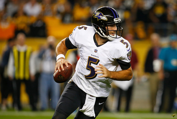 Baltimore Ravens vs. Pittsburgh Steelers