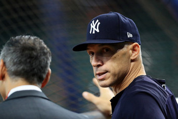 Joe Girardi League Championship Series - New York Yankees v Houston Astros - Game Two
