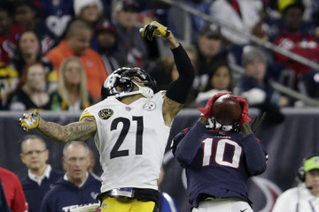 Joe Haden Pittsburgh Steelers v Houston Texans