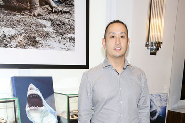 Joe Hahn IWC Launches The Aquatimer Edition Sharks With Special Guests Michael Mueller And Taschen