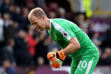 Joe Hart Burnley FC v AFC Bournemouth - Premier League