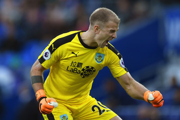 Joe Hart Cardiff City v Burnley FC - Premier League