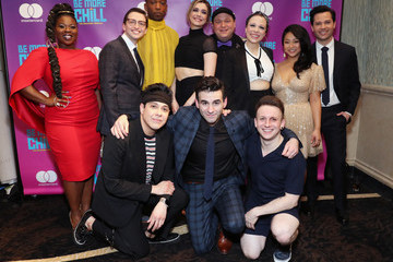 Joe Iconis 'Be More Chill' Opening Night