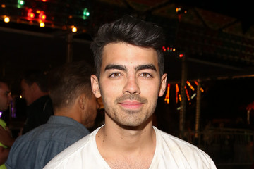 Joe Jonas NYLON And Olay Fresh Effects Present Neon Carnival With GUESS