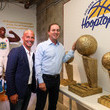 Joe Lacob Warriors Hooptopia Opening VIP Preview Event
