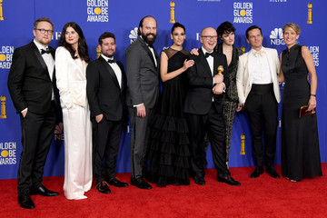 Joe Lewis 77th Annual Golden Globe Awards - Press Room