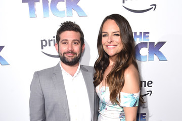 Joe Lewis 'The Tick' Blue Carpet Premiere