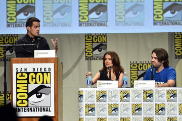 Joe Lynch Sony Pictures Presentation - Comic-Con International 2014