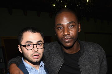 Joe Mande Backstage at Variety's 5th Annual Power of Comedy
