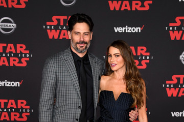 Joe Manganiello Premiere of Disney Pictures and Lucasfilm's 'Star Wars: The Last Jedi' - Arrivals