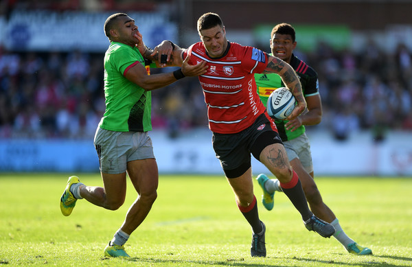 Gloucester Rugby vs. Harlequins - Gallagher Premiership Rugby