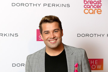 Joe McElderry Breast Cancer Care London Fashion Show In Association With Dorothy Perkins