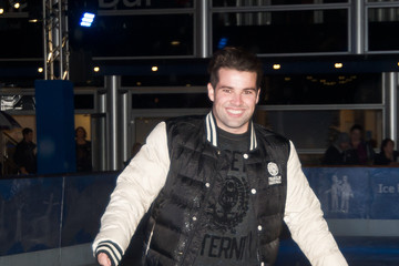 Joe McElderry The Natural History Museum Launches Its Ice Rink