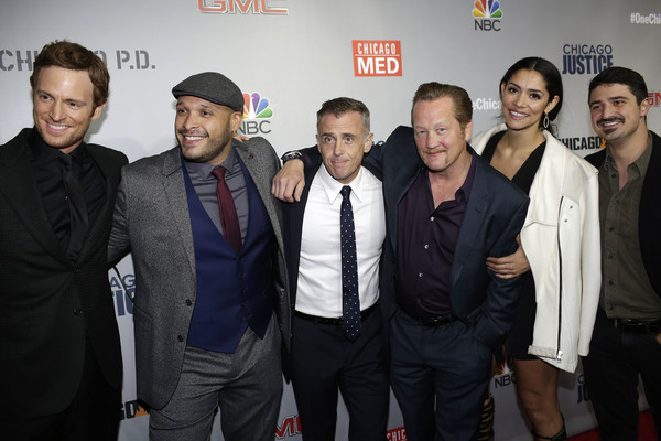 NBC's 'Chicago' Series Press Day