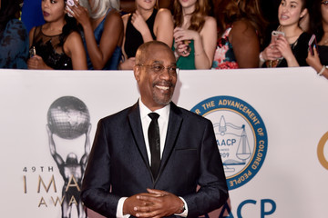 Joe Morton 49th NAACP Image Awards - Red Carpet